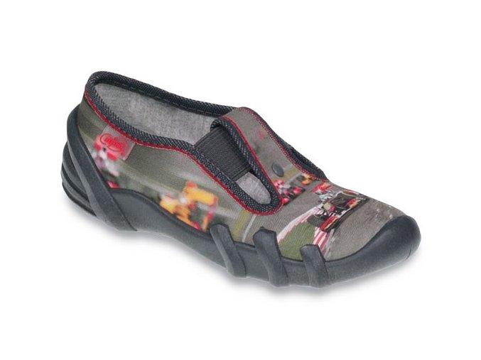 Bačkůrky bačkory papuče Befado 290X140 formule