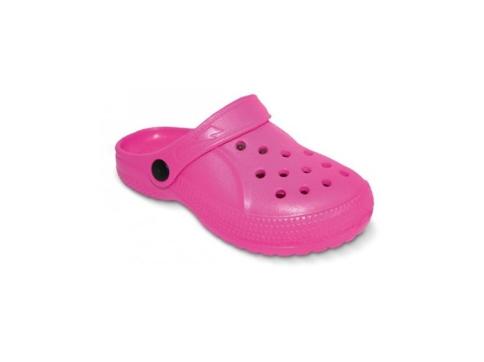 Pantofle plážové boty přezůvky Befado 159XY001 růžové