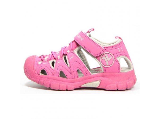 Sportovní sandálky Junior League růžové 3426