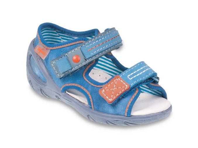 Sandálky Befado Sunny 065P107 065X107