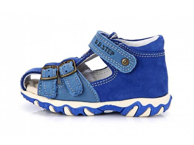 kožené sandálky D.D.step A625-19 sandály 3336