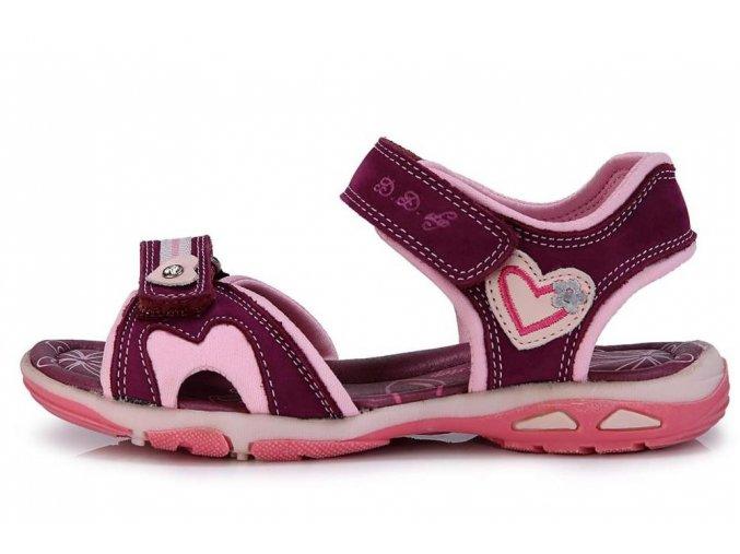 Sándály D.D. step AC290-52BL sandálky 3299