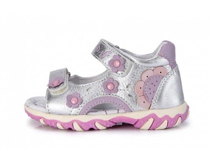 kožené sandálky D.D.step A625-21BM sandály 3298