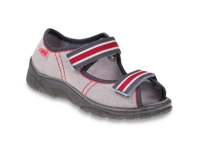 Bačkůrky / sandálky Befado 969X090
