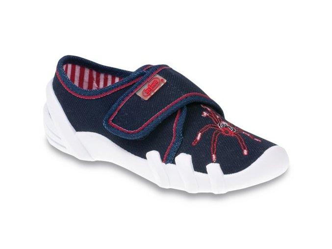 Bačkůrky papučky tenisky Befado 273X152