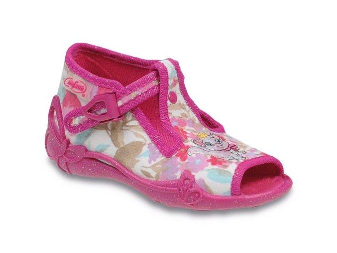 Bačkůrky / papučky / sandálky Befado 213P076