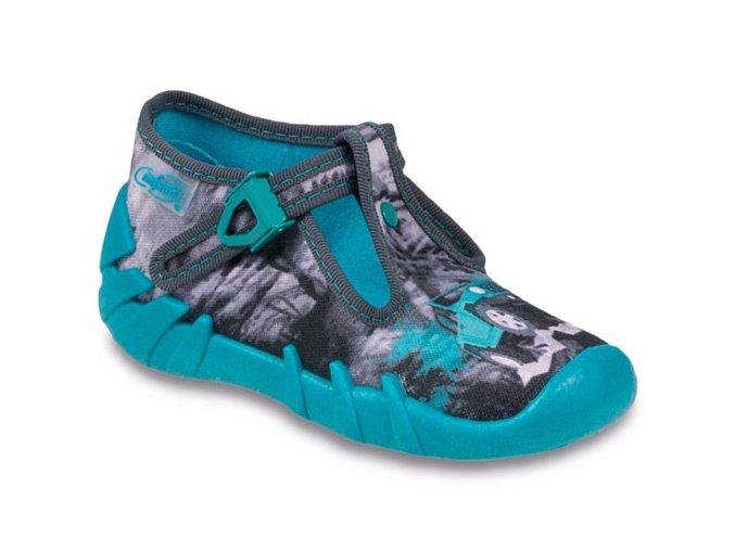 Bačkůrky /papučky Befado Speedy 110P224