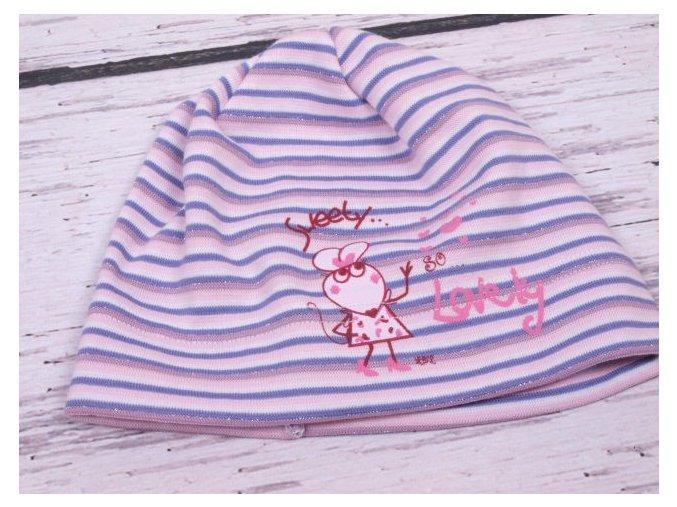 Čepice RDX 1157 rf proužky / myška
