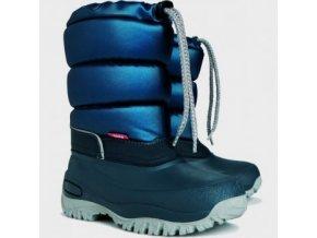 Zimní boty / sněhule Demar Lucky A tm.modré 1889