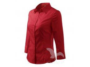 Halenka / košile Adler červená