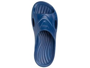 Pantofle / plážová obuv Demar tm. modré