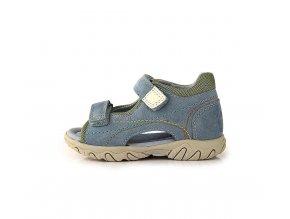 Bačkory papuče sandálky Befado Max 969Y117 - Červený Tulipán 33307e3899