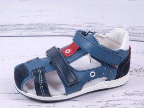 Bačkory papuče sandálky Befado Max 969Y124 - Červený Tulipán 6a4beed144