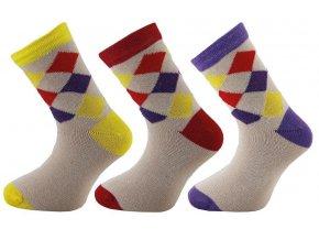 25912 1 1501 a happy socks karo 16 17 24 26 vzor a