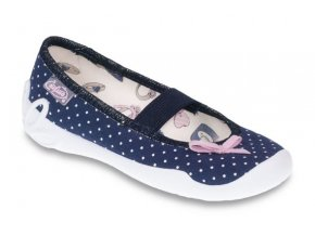 Bačkory papuče balerínky Befado 193Y060