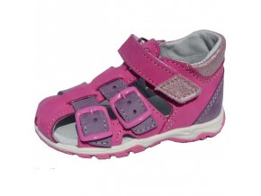 Sandálky JONAP 017M dívčí růžovofialkové 3419 ced3f5746b