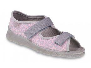 Bačkory sandálky Befado 969Y094
