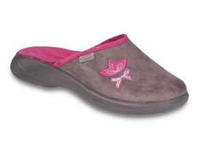 Pantofle papuče bačkory Befado Olivia 019D107