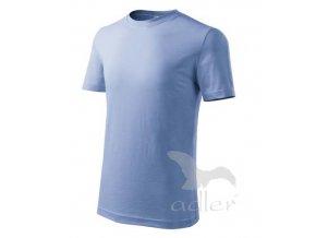 Tričko / triko Adler Classic New dětské sv. modré