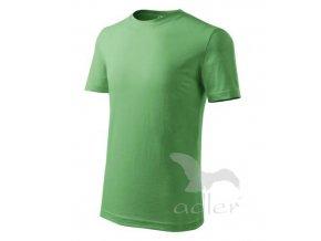 Tričko / triko Adler Classic New dětské zelené