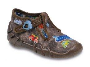 Bačkůrky / papučky / botičky Befado 110P228