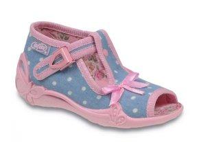 Bačkůrky / papučky / sandálky Befado 213P078