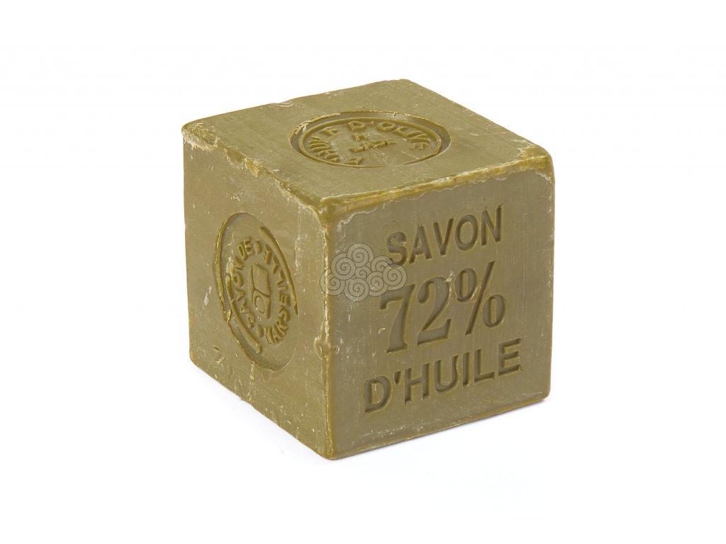 Olivové mýdlo na plstění Marseille - 600 g