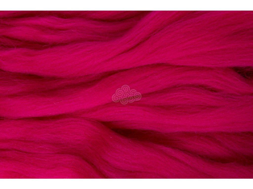 XXL vlna růžová 13