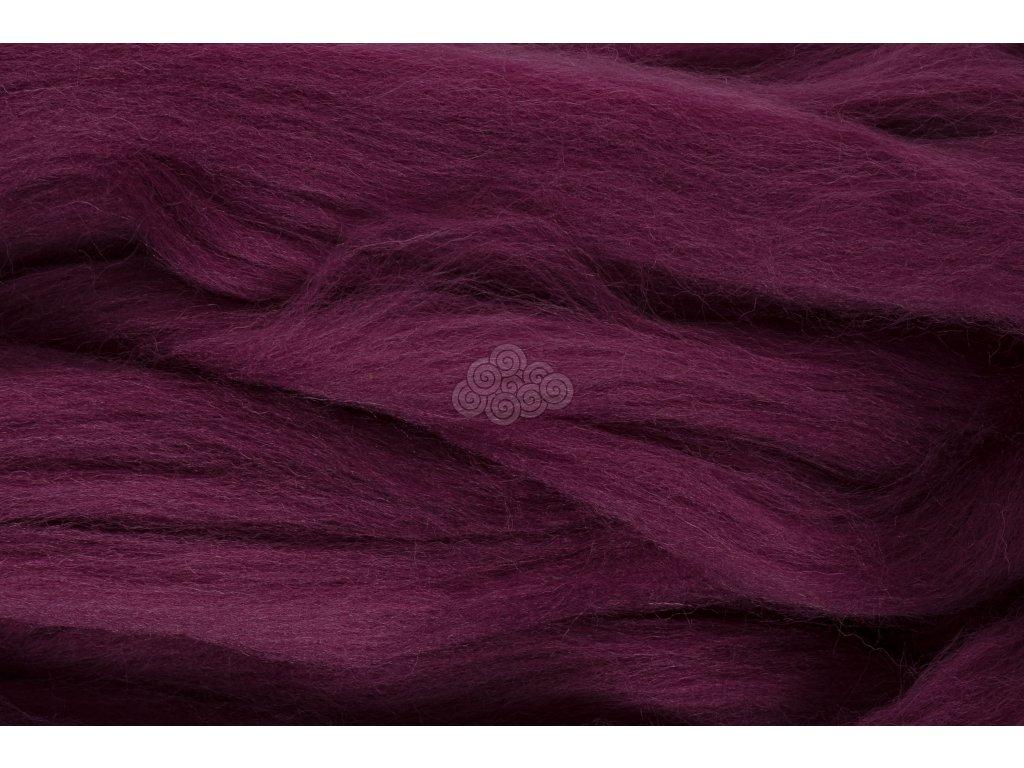 XXL vlna purpurová 15