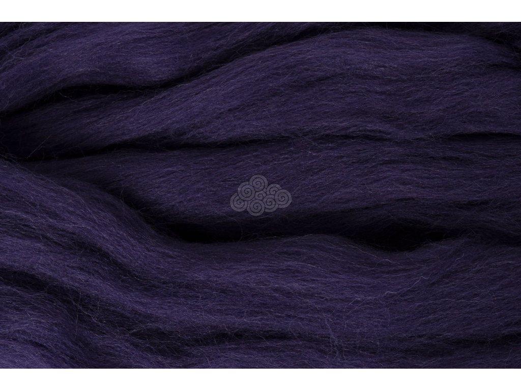XXL vlna fialová 16