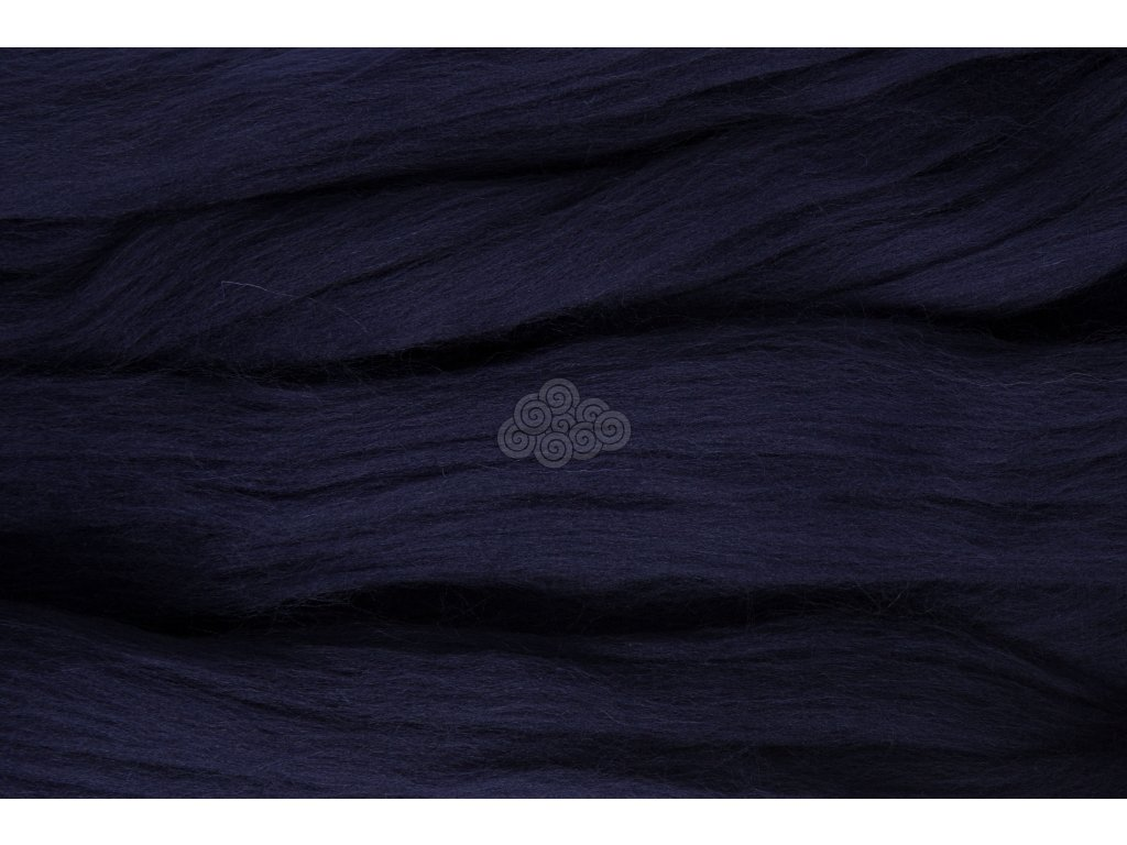 XXL vlna námořnická modrá 25