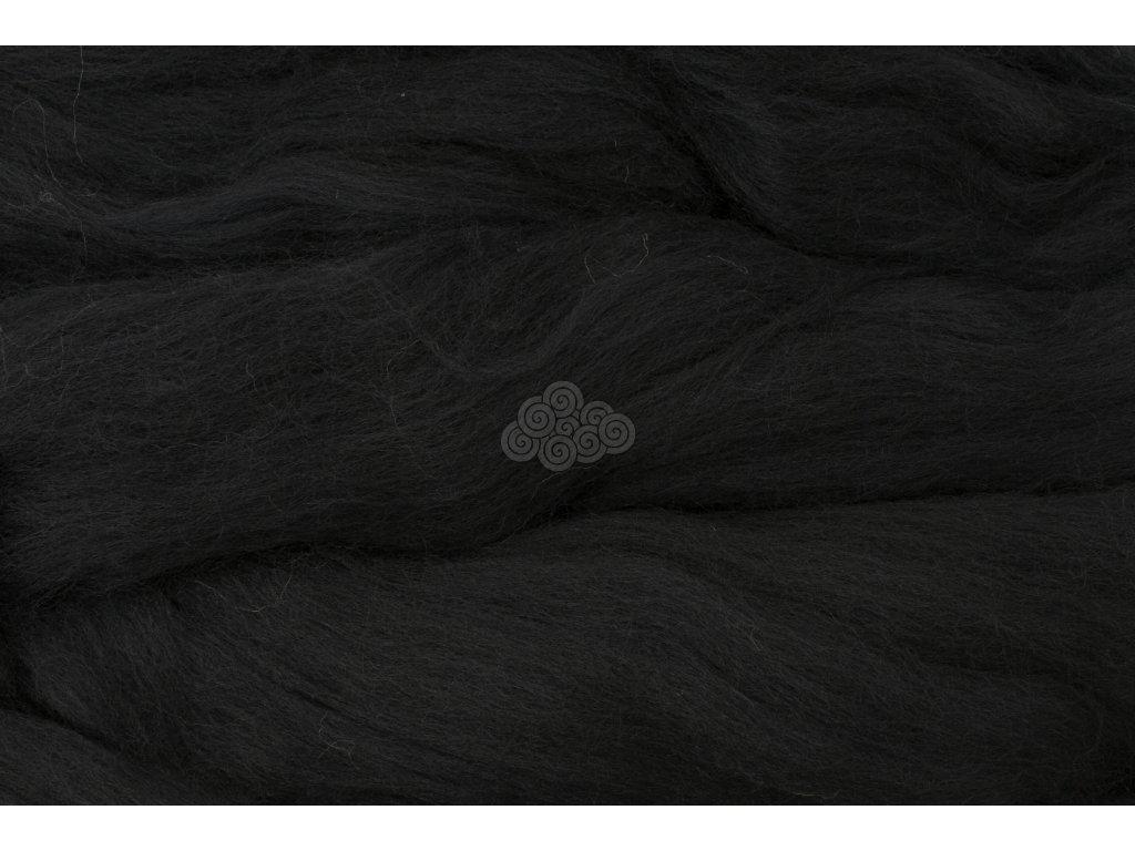 XXL vlna černá 33