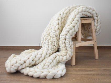 Dárkový poukaz na pletenou deku - Mega