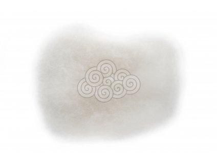Mykaná vlna bílá