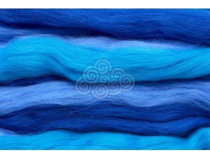 merino 3farbig blau