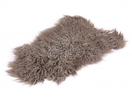 Islandská ovčí kožešina moka
