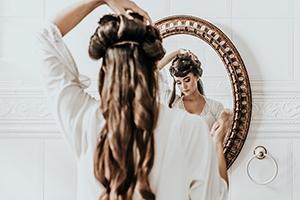 Naučte se správně mýt vlasy