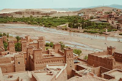 Marocké zlato