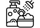 Sprchové gely a mýdla