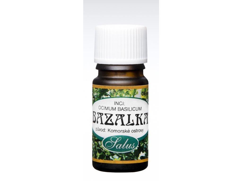 SALUS Esenciální olej Bazalka 10 ml
