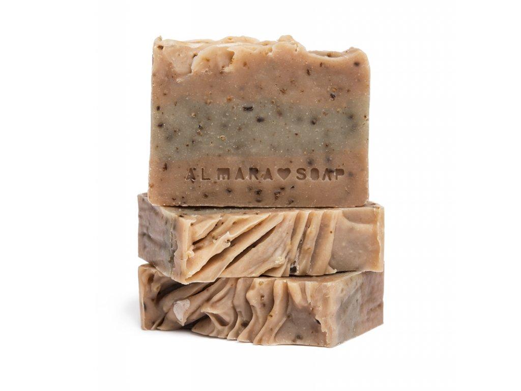ALMARA SOAP Přírodní mýdlo Mořská řasa 90 g