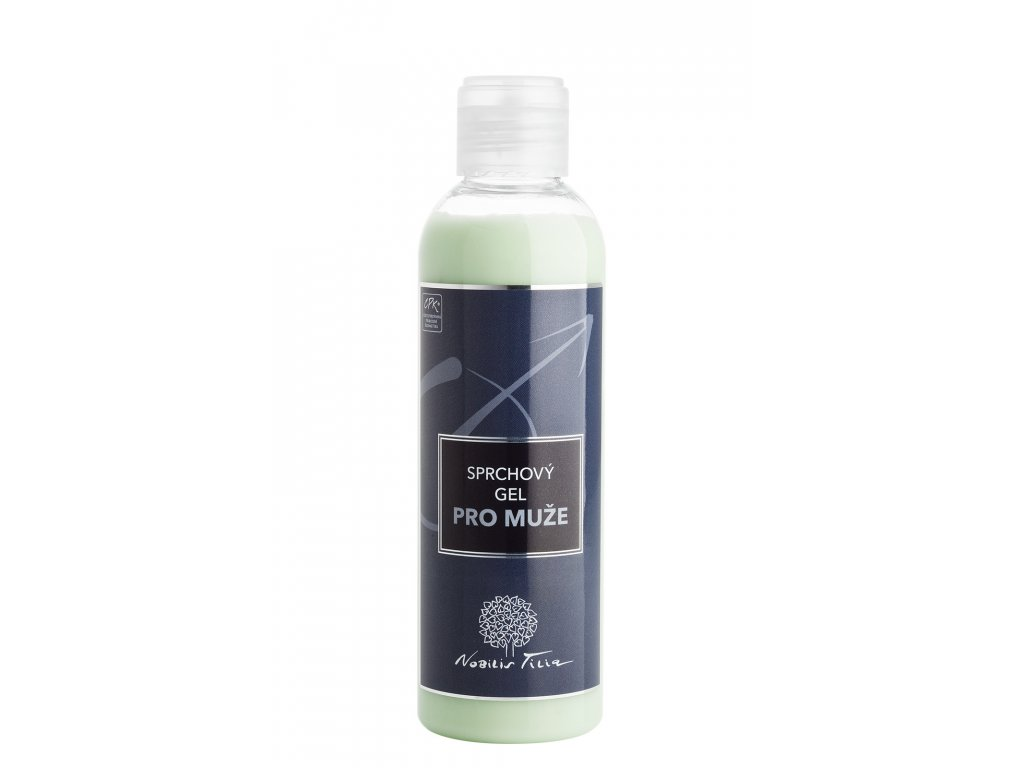 NOBILIS TILIA Sprchový gel pro muže 200 ml