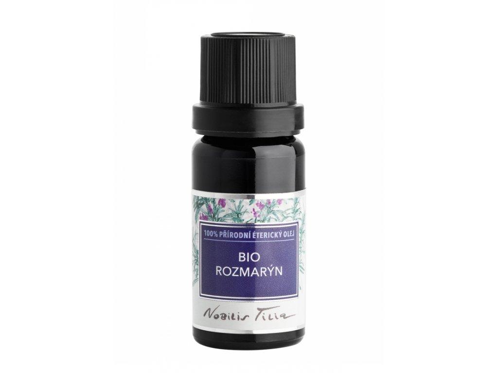 NOBILIS TILIA Éterický olej Bio Rozmarýn 10 ml