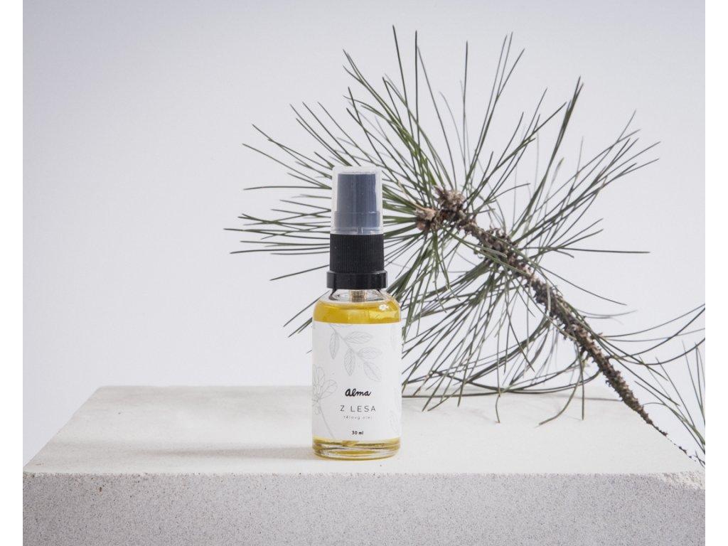 ALMA Pleťový a tělový olej Z Lesa 30 ml