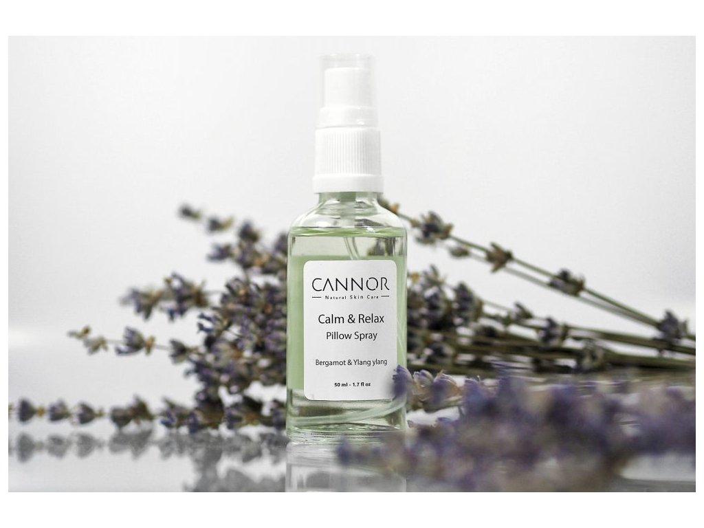 CANNOR Relaxační sprej Calm & Relax 50 ml