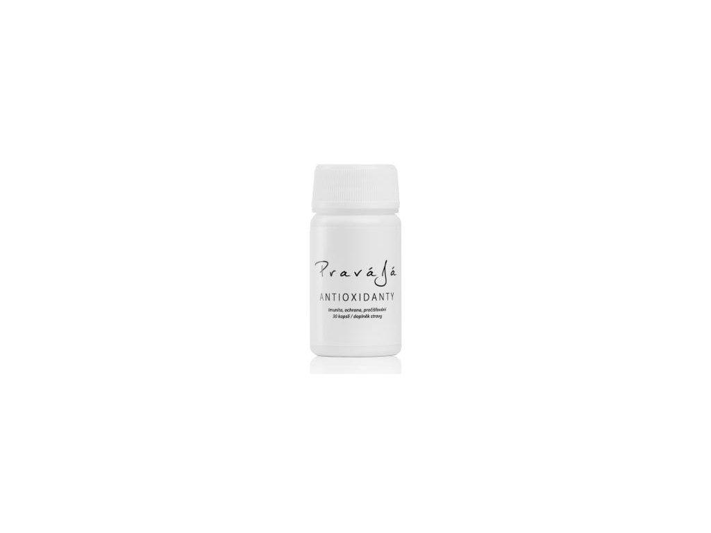 PRAVÁJÁ Antioxidanty 30 ks