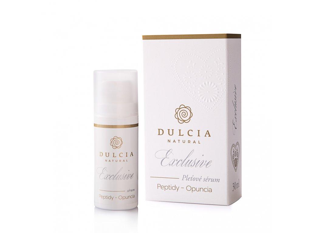 DULCIA NATURAL Exclusive Pleťové sérum 30 ml