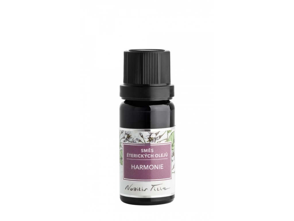 NOBILIS TILIA Směs éterických olejů Harmonie 10 ml