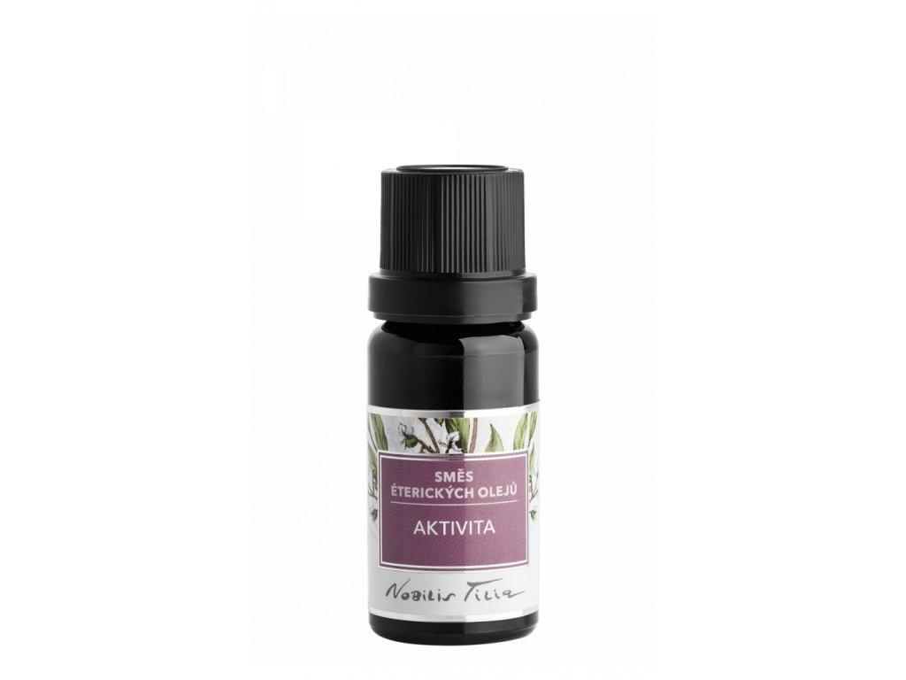 NOBILIS TILIA Směs éterických olejů Aktivita 10 ml