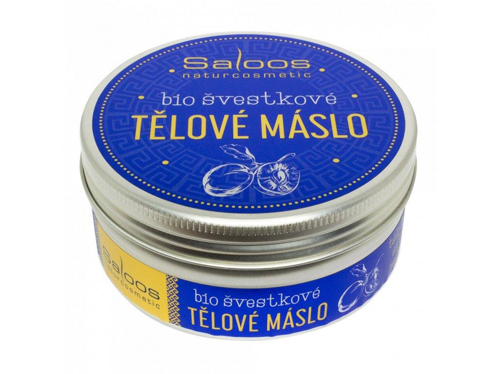 SALOOS Šlehané bio švestkové máslo 150 ml